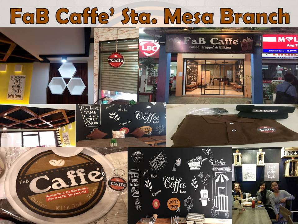 fab caffe franchise business