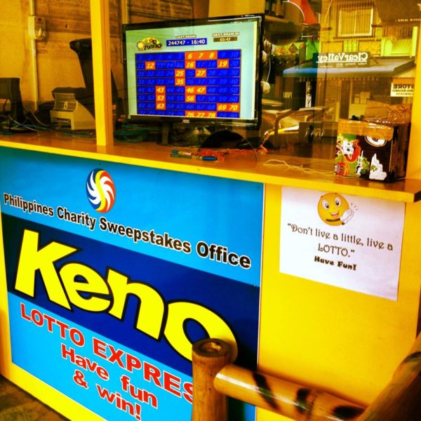 How to Franchise: Keno Lotto Express Outlet from PCSO