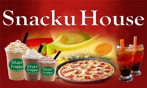 Snacku House Food cart Franchise