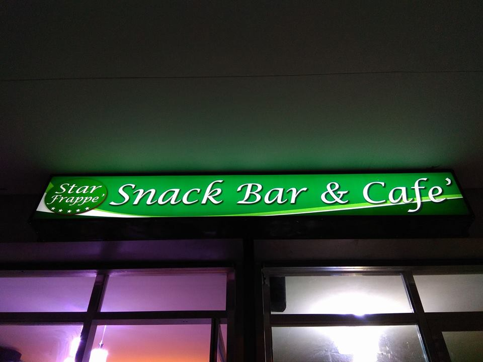 STAR FRAPPE' SNACK BAR & CAFE